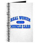 Real Women Drive Muscle Cars III Journal
