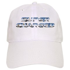 Super Charged Baseball Cap