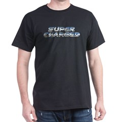 Super Charged Black T-Shirt