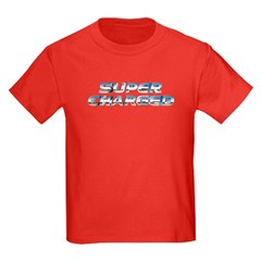 Super Charged Kids Tee-Shirt Dark Colored