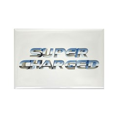 Super Charged Rectangle Magnet (100 pack)