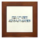 Super Charged Framed Tile