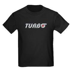 Turbo Kids Dark T-Shirt