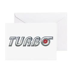 Turbo Greeting Cards (Pk of 20)