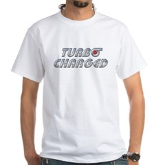 Turbo Charged T-Shirt White