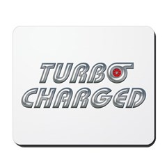 Turbo Charged Mousepad