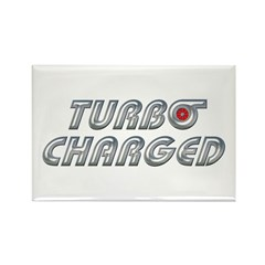 Turbo Charged Rectangle Magnet (10 pack)