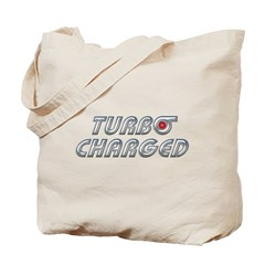 Turbo Charged Tote Bag