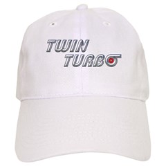 Twin Turbo Baseball Cap