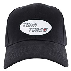 Twin Turbo Baseball Hat