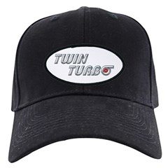 Twin Turbo Baseball Hat