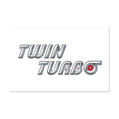 Twin Turbo Posters