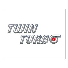 Twin Turbo Posters