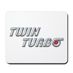 Twin Turbo Mousepad