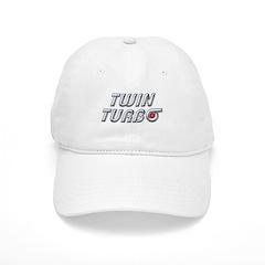 Twin Turbos Baseball Cap