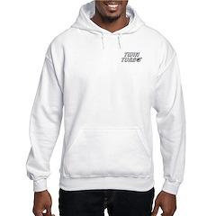 Twin Turbos Hoodie Sweatshirt