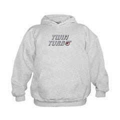 Twin Turbos Kids Hoodie
