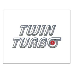 Twin Turbos Posters
