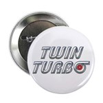 """Twin Turbos 2.25"""" Button (10 pack)"""