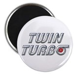 """Twin Turbos 2.25"""" Magnet (100 pack)"""