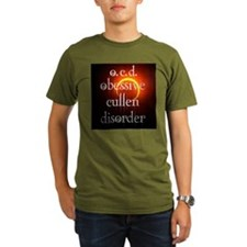O.C.D. obsessive cullen disorder T-Shirt