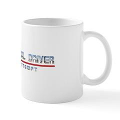 Professional Driver Mug