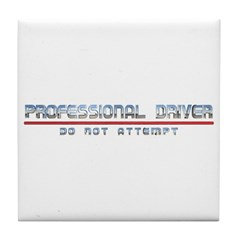 Professional Driver Coaster Tile