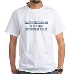 Happiness is a Warm Muscle Car T-Shirt Shirt