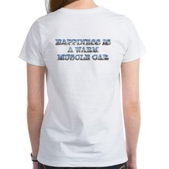 Happiness is a Warm Muscle Car Tee