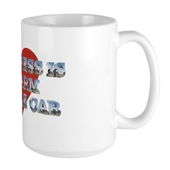Happiness is a Musclecar II Coffee Mug Mug