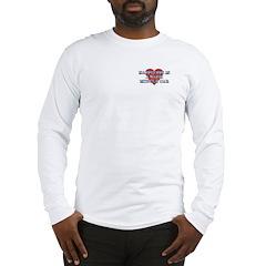 Happiness is a Musclecar II Long Sleeve T-Shirt