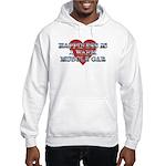 Happiness is a Musclecar II Hooded Sweatshirt