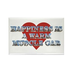 Happiness is a Musclecar II Magnet (100 pack)