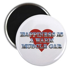 "Happiness is...II 2.25"" Magnet (100 pk)"