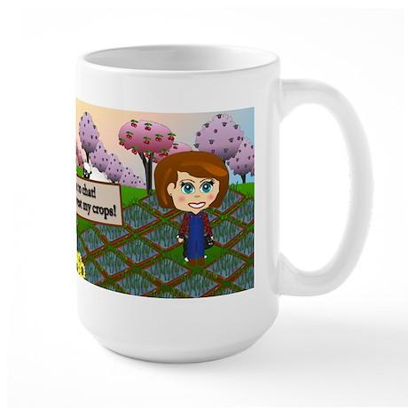Chat Mug Large Mug