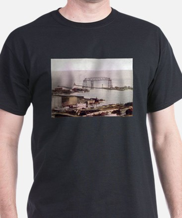Duluth minnesota t shirts cafepress for Duluth t shirt commercial