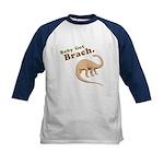 Baby Got Brach Kids Baseball Jersey