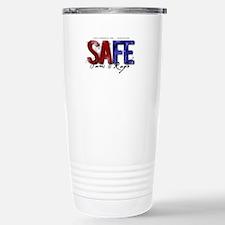 Safe - Sami & Rafe Stainless Steel Travel Mug