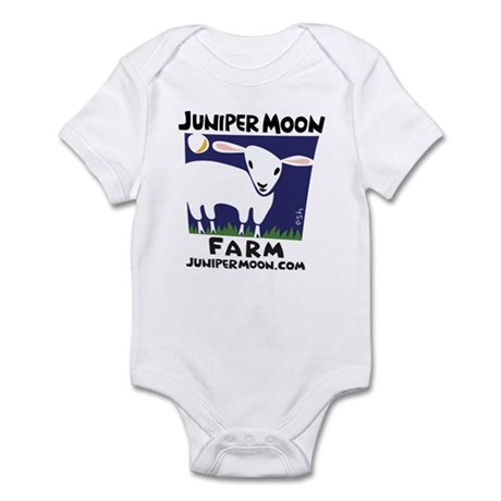 Multi-Color Juniper Moon Farm Infant Bodysuit