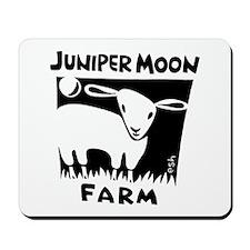 B&W Juniper Moon Farm Mousepad