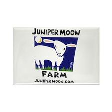 Multi-Color Juniper Moon Farm Rectangle Magnet