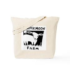 B&W Juniper Moon Farm Tote Bag