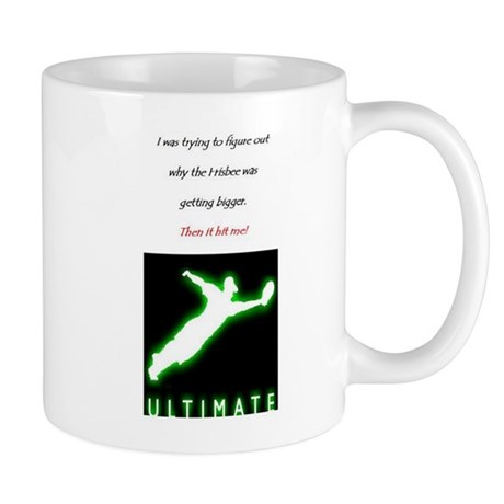 ultimate frisbee Mugs