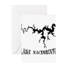 NACI (823 BLACK) Greeting Card