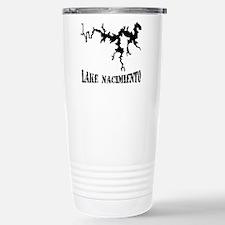 NACI (823 BLACK) Stainless Steel Travel Mug