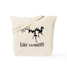 NACI (823 BLACK) Tote Bag