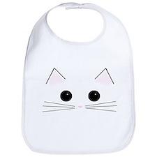 Kitty Face Bib
