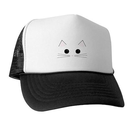 Kitty Face Trucker Hat