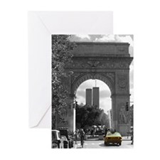 Twin Towers, New York City (Pk of 10 cards)