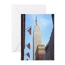 New York City Greeting Blank Cards (pkg of 10)